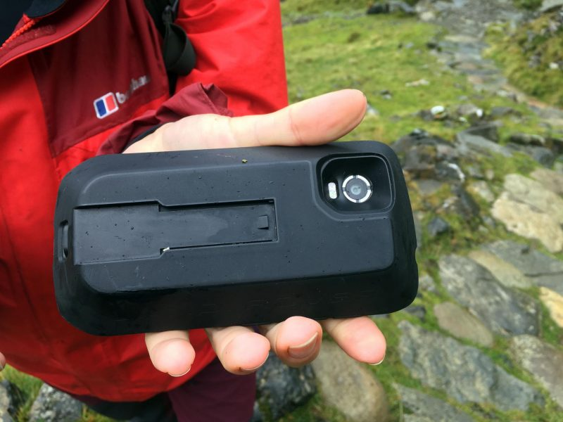 Land Rover Explore phone review
