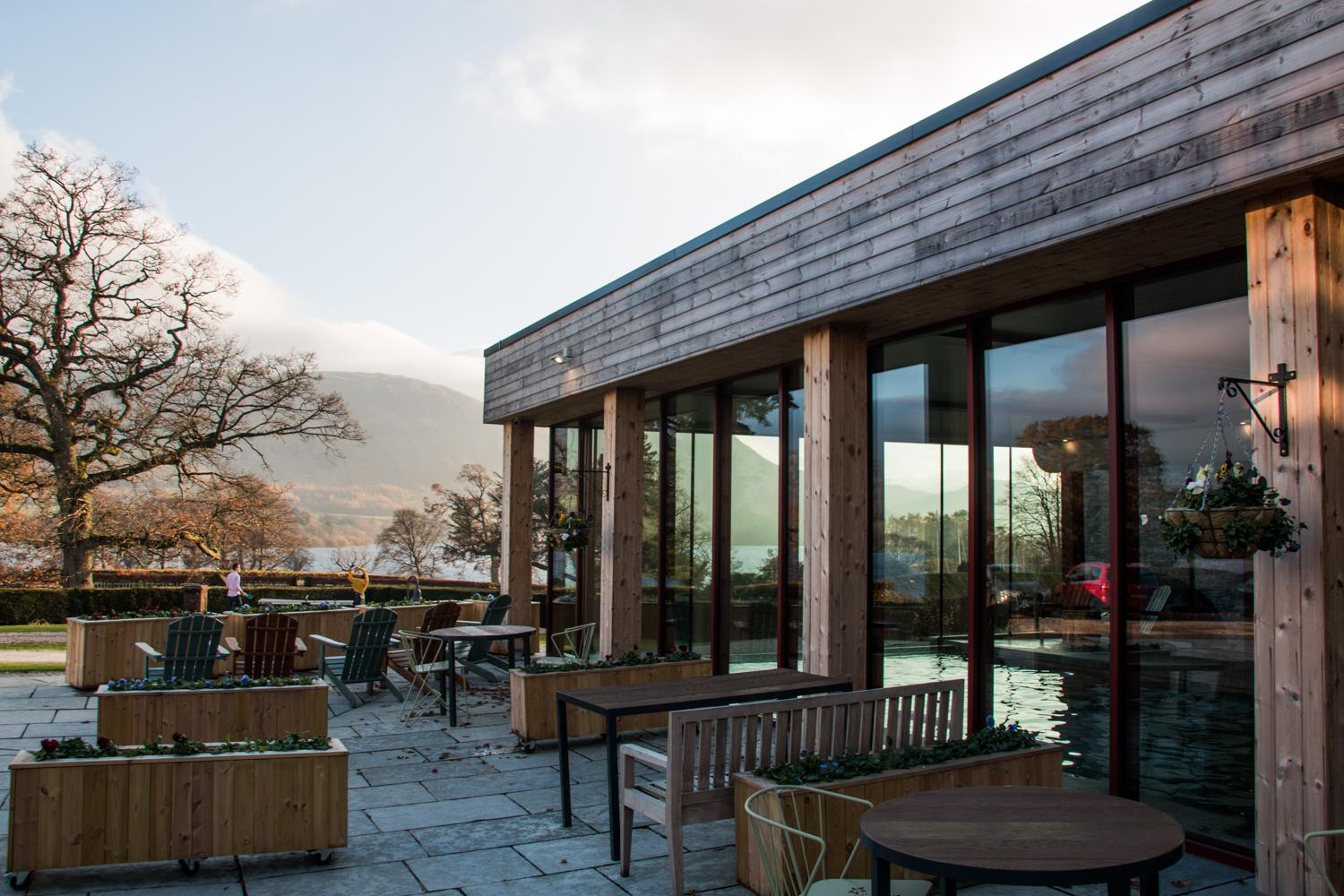 Places to Stay: Another Place, The Lake, Cumbria