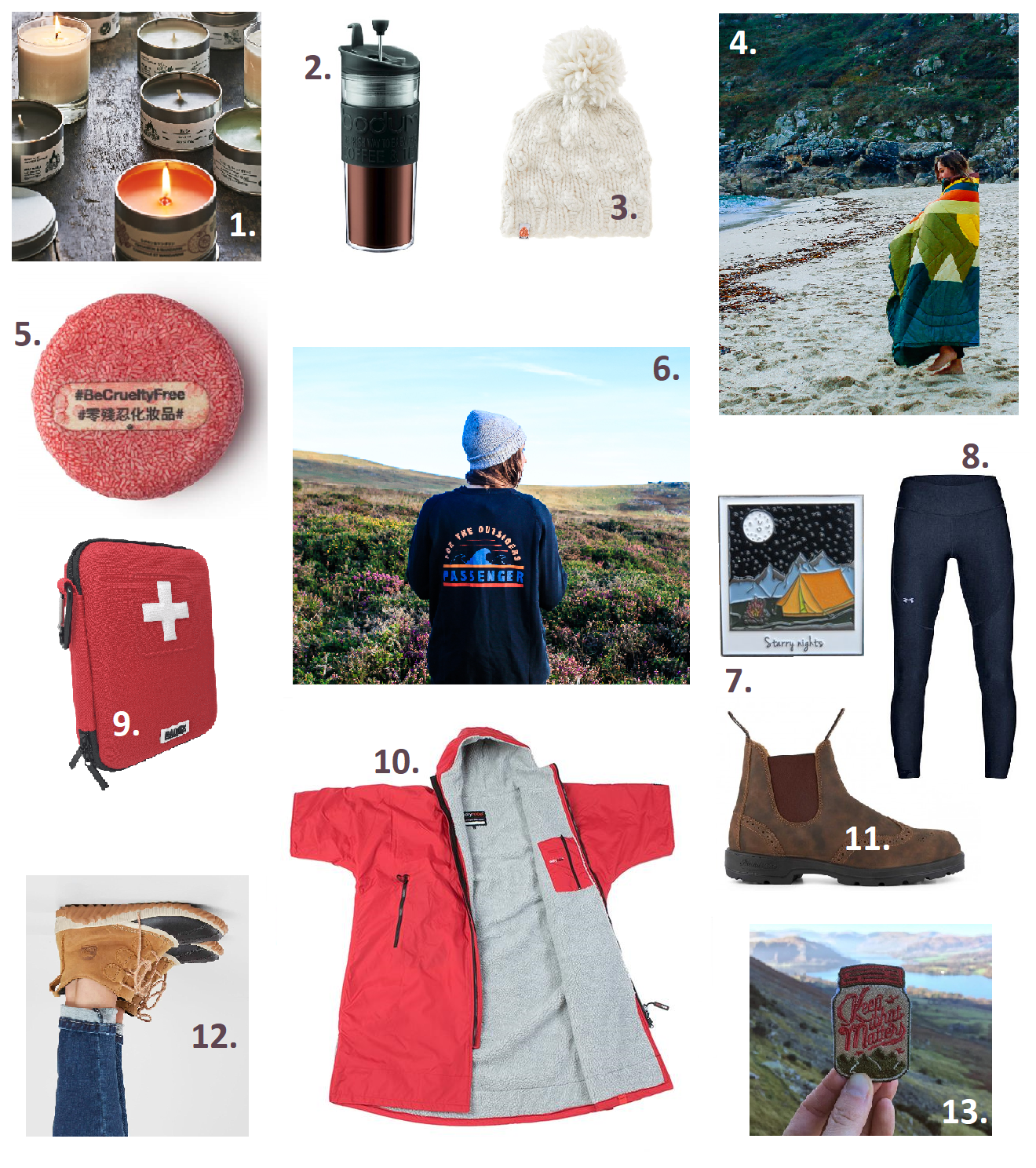 The Outdoors Christmas gift guide 2018