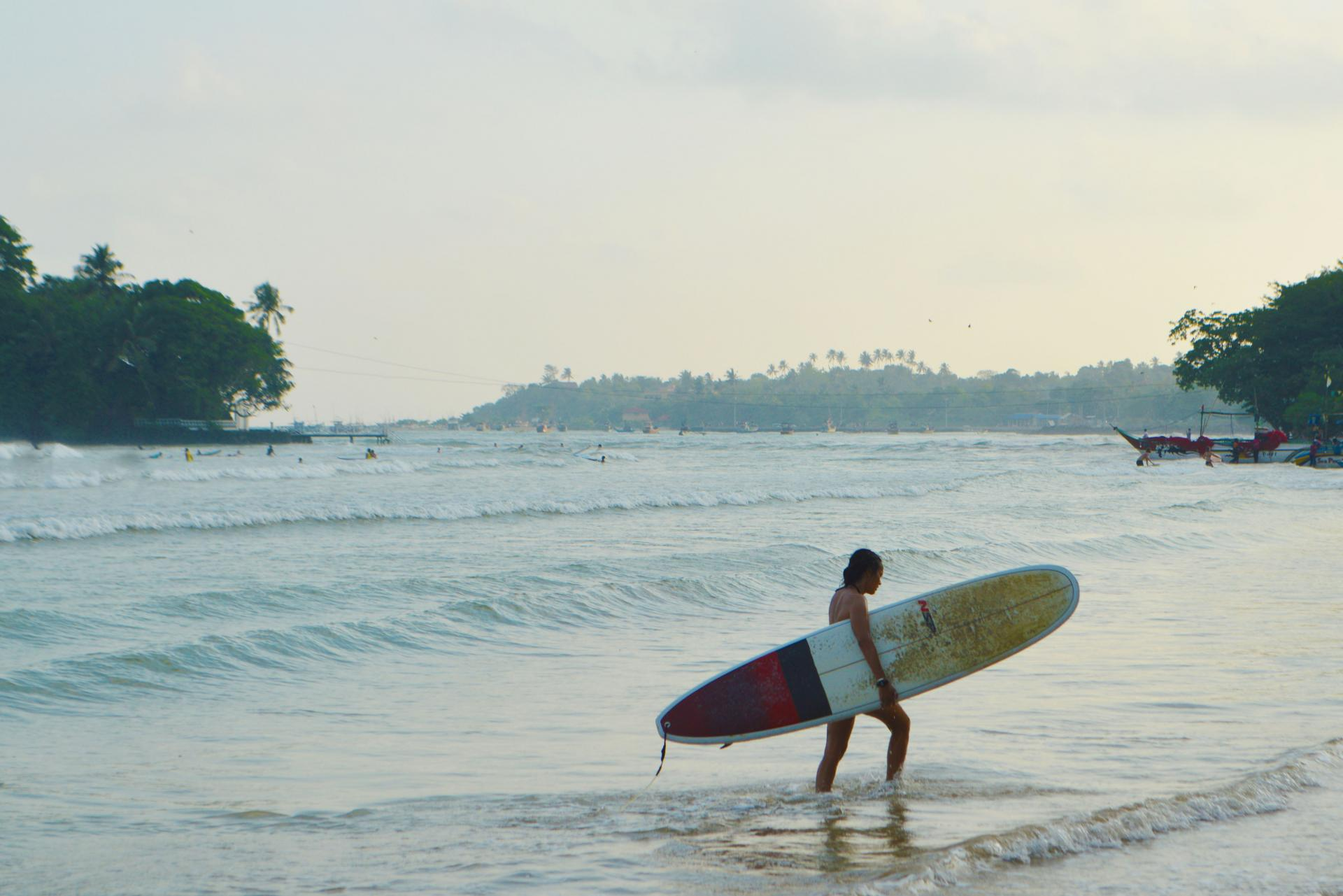 Soul and Surf review surf and yoga retreat in Sri Lanka The Girl Outdoors