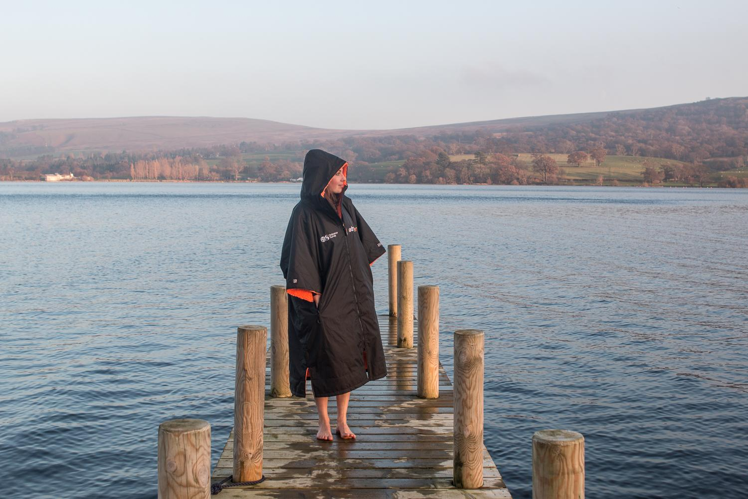 Dryrobe review | Dryrobe short sleeve Advance robe