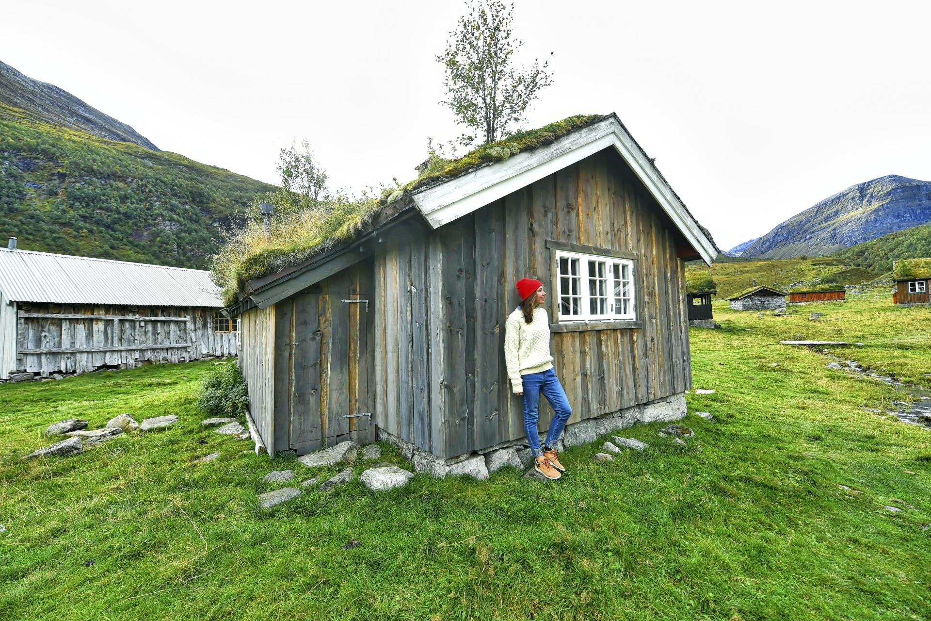 Norwegian fjords adventures The Girl Outdoors