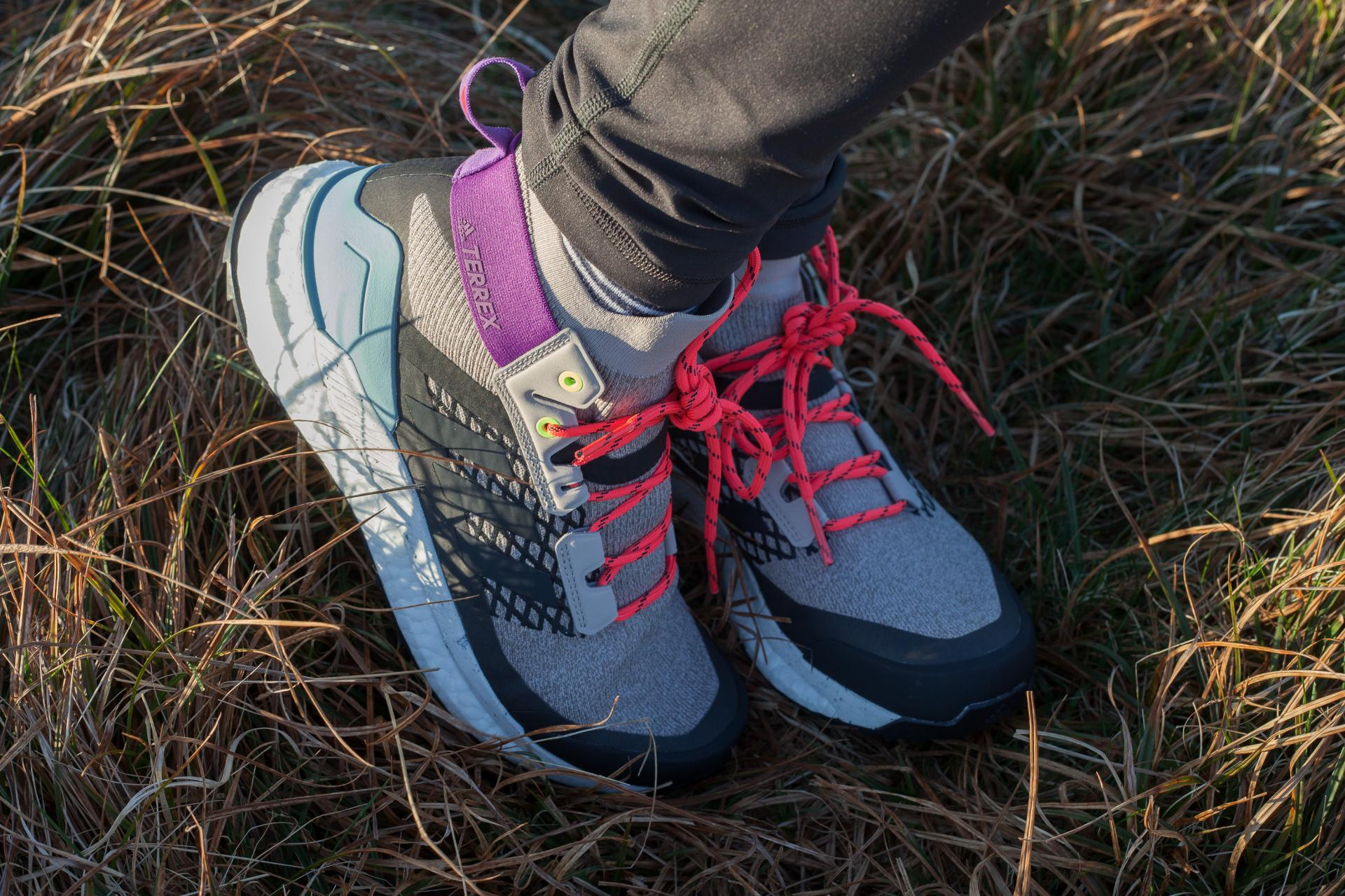 Adidas Free Hiker Boot review