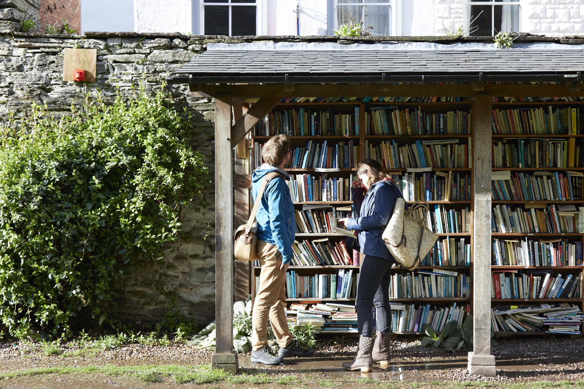 Weekend guide to Hay-On-Wye The Girl Outdoors