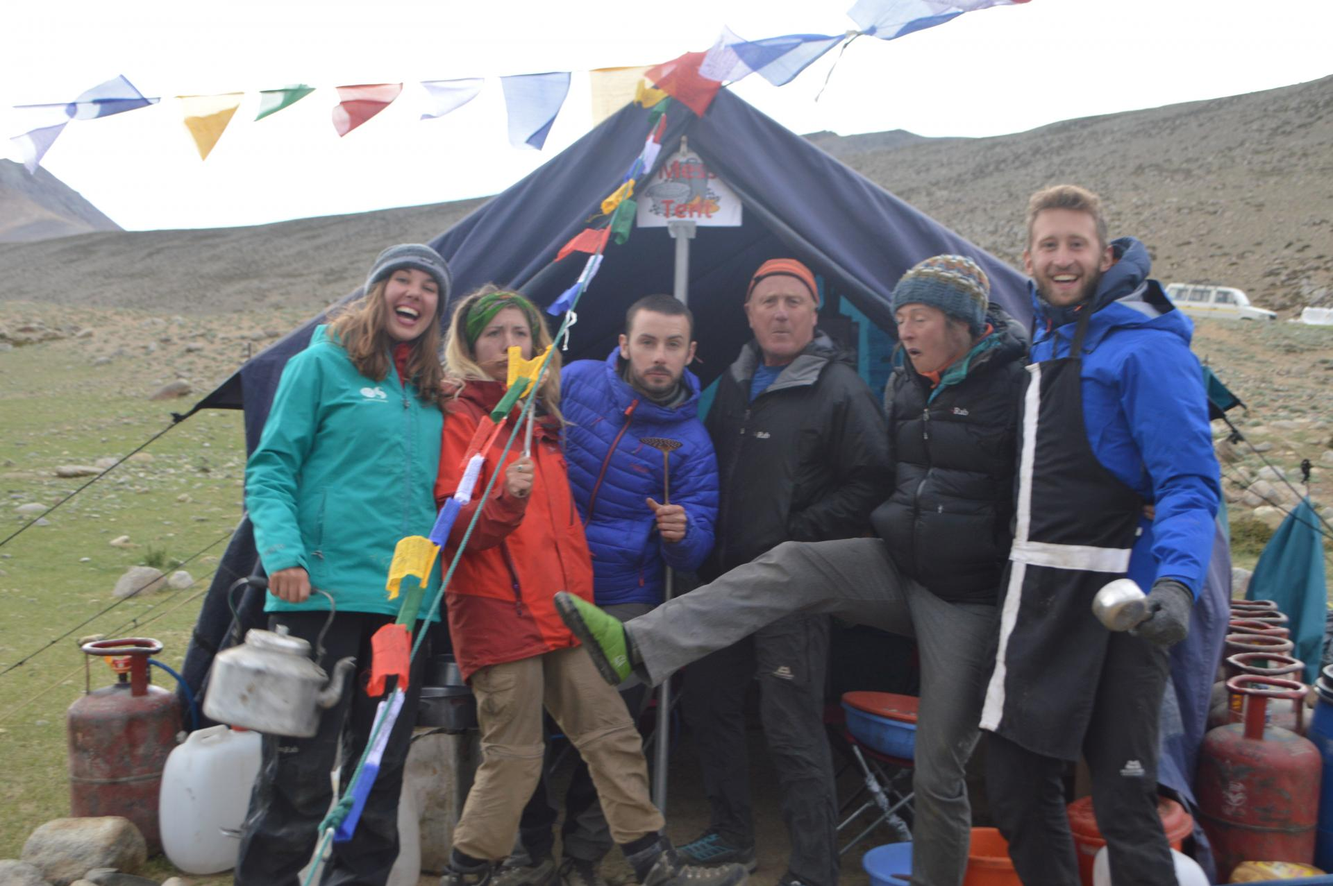 How to apply for a British Exploring Society expedition | Volunteering