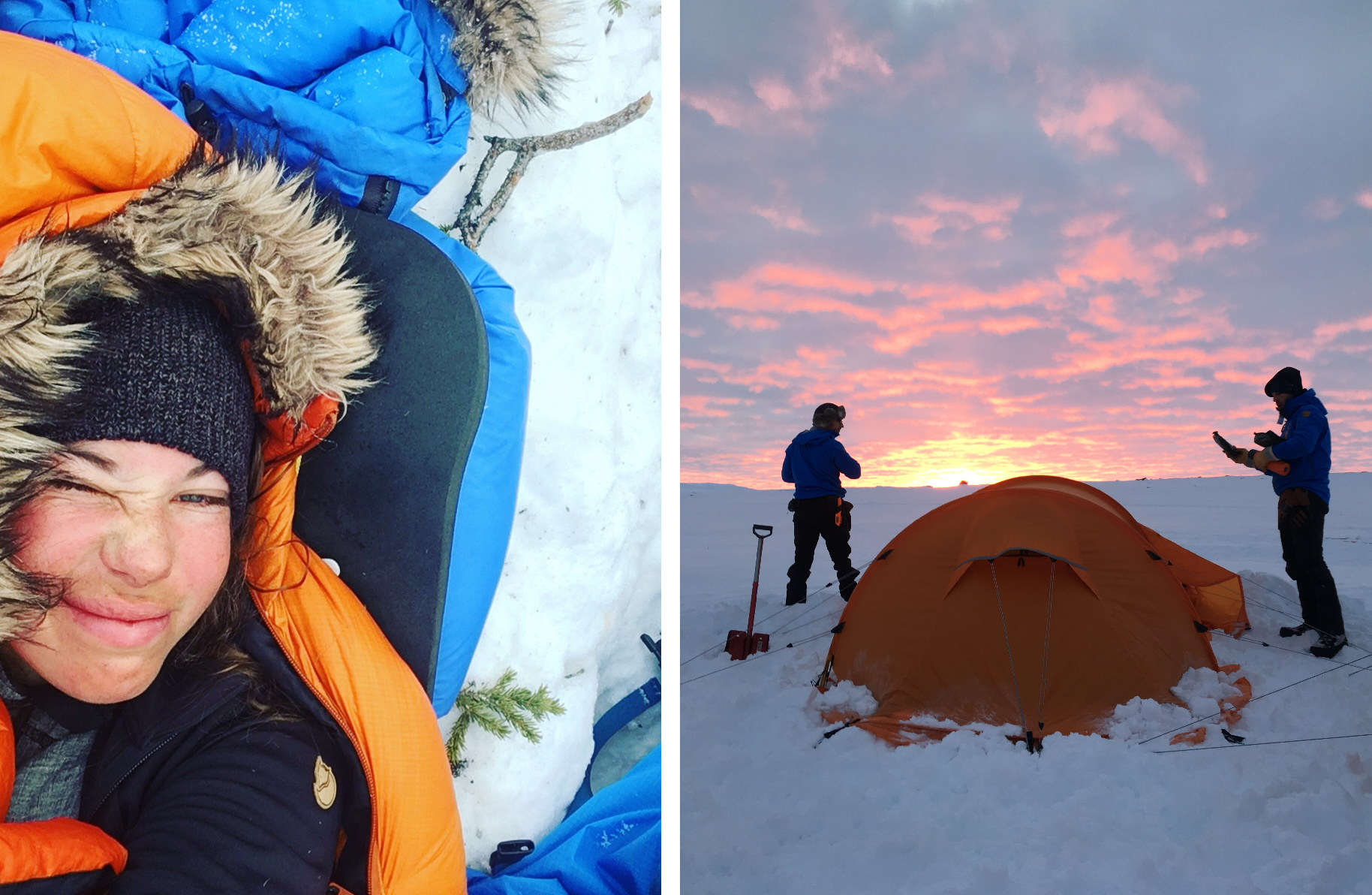 Fjällräven Polar 2019 Sian Lewis story of an Arctic adventure