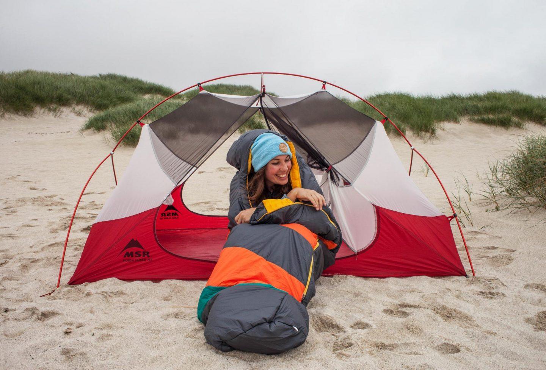Review: Haglofs Leftover sleeping bag