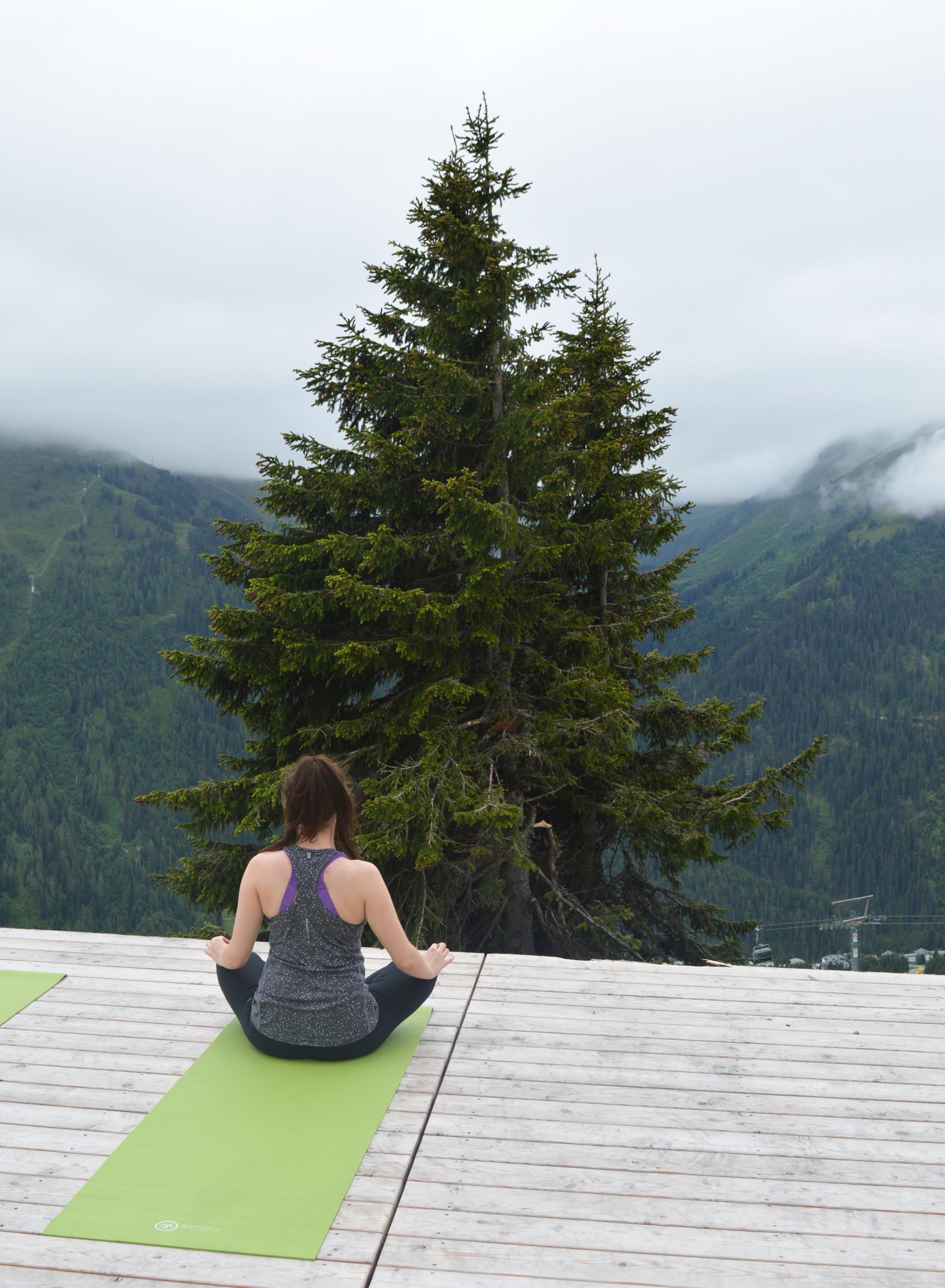 yoga for sport and travel
