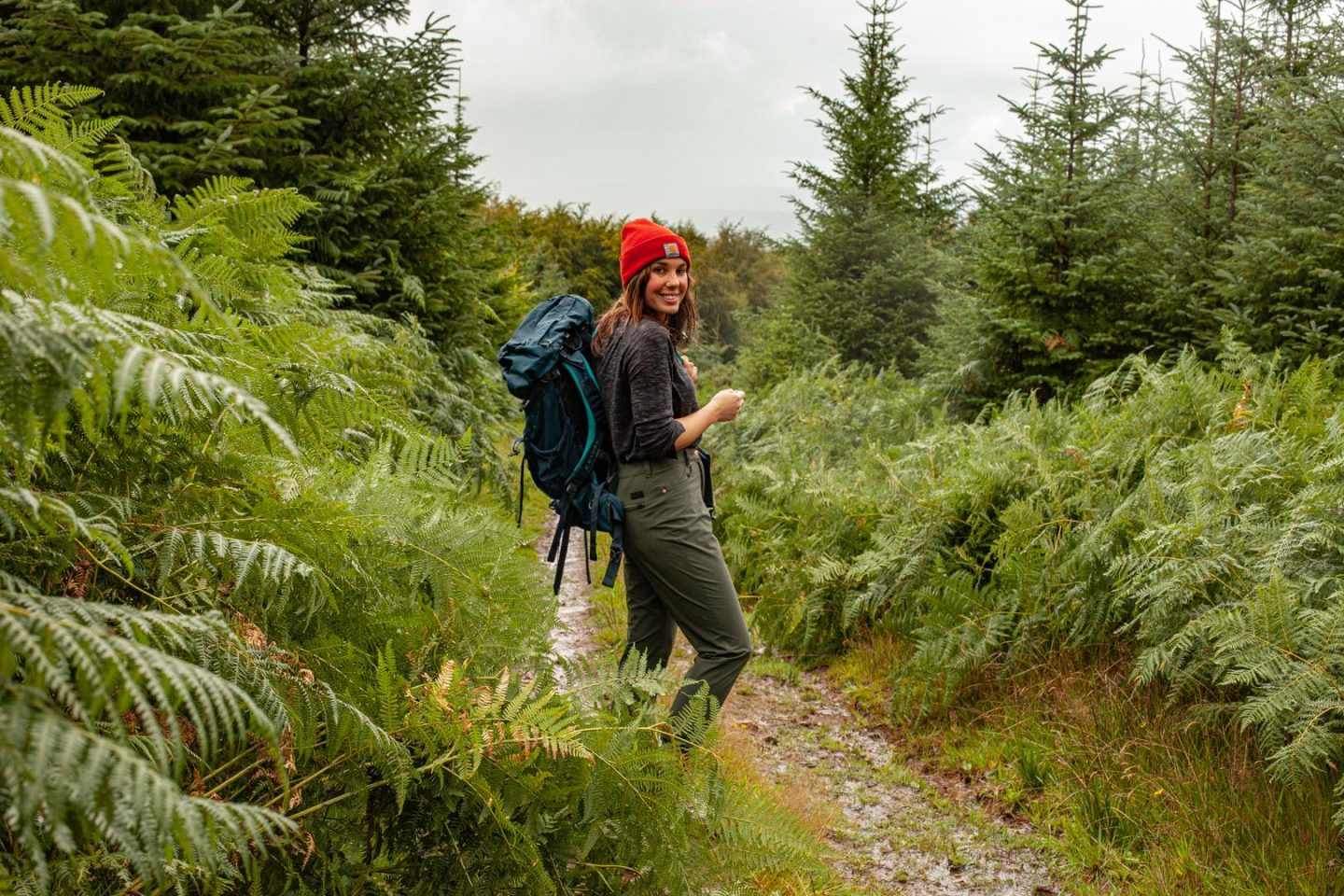 Acai Chinos Review | Acai Slim Fit Hiking Chinos The Girl Outdoors Sian Lewis
