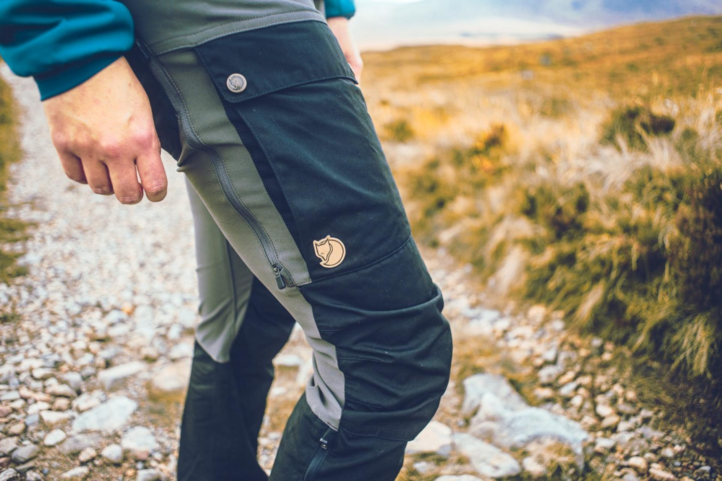 Best walking trousers with Fjallraven | The Girl Outdoors, Sian Lewis