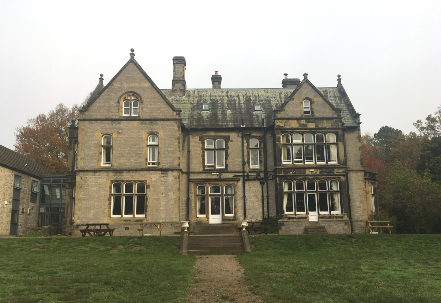 YHA Castleton Losehill Hall Review