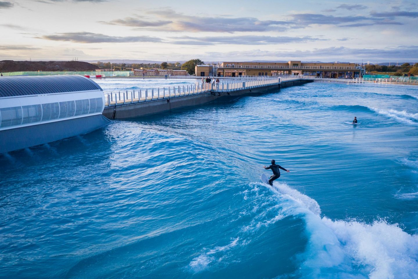 What it's like to surf The Wave, Bristol's artificial surf wave
