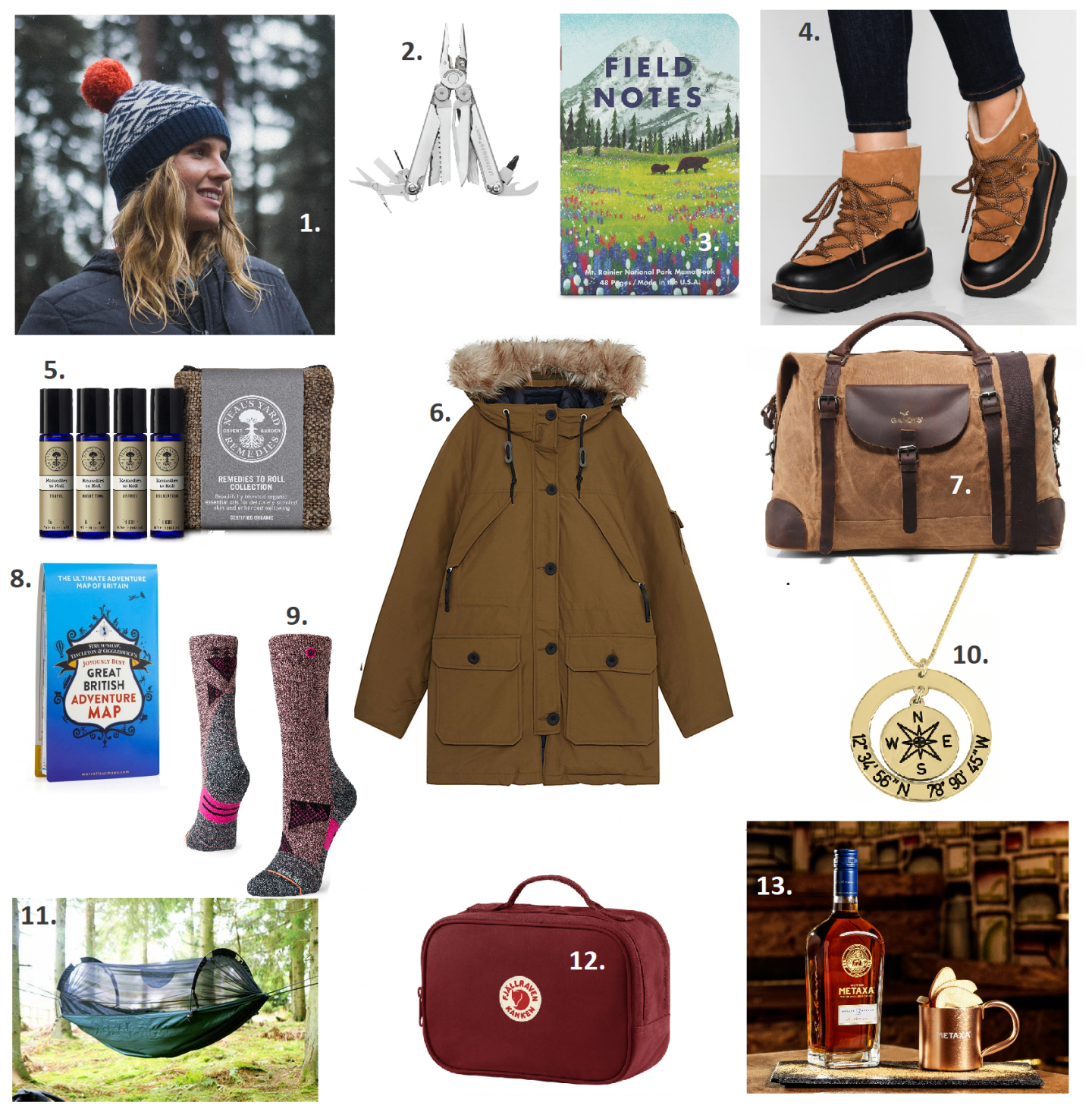 The travel and outdoors Christmas gift guide 2019 The Girl Outdoors