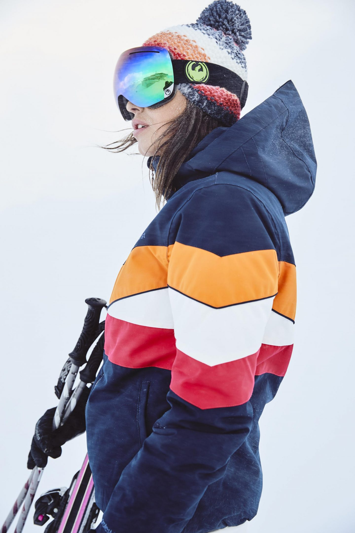 Best Women's Ski Gear | Best snowsports clothes for 2020 reviewed by The Girl Outdoors, Sian Lewis, for The Independent