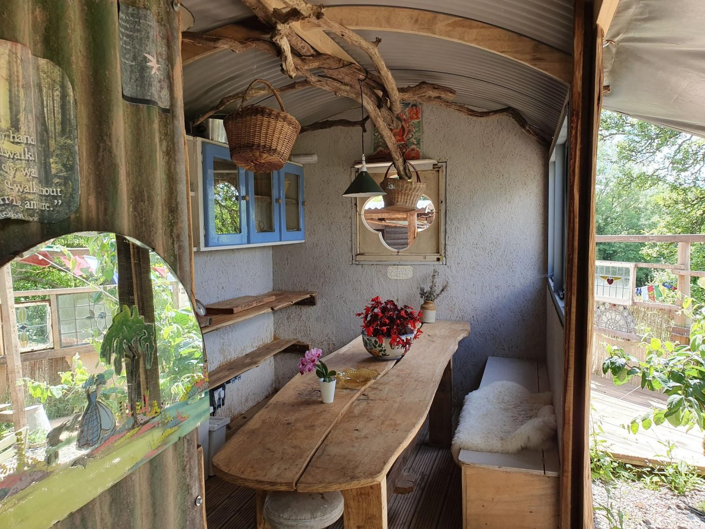 Canopy and Stars glamping