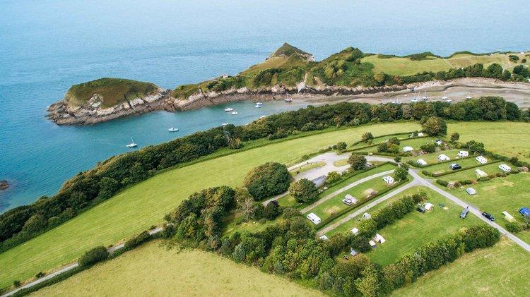 Ten of the best adventure campsites in the UK The Girl Outdoors Little Meadows