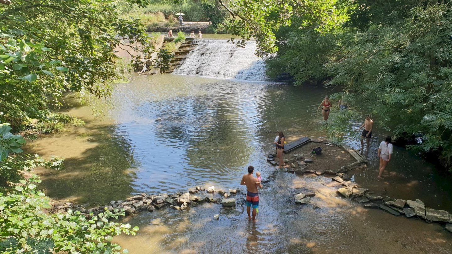 Wild Swimming Near Bristol   Places To Swim Less Than An Hour Bristol West Lydford