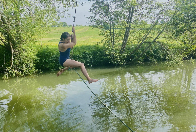 Wild Swimming Near Bristol | Places To Swim Less Than An Hour Bristol Farleigh Hungerford