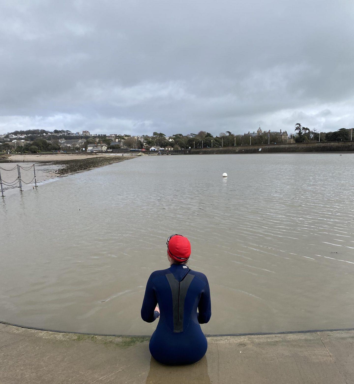 Wild Swimming Near Bristol | Places To Swim Less Than An Hour Bristol Clevedon Marine Lake