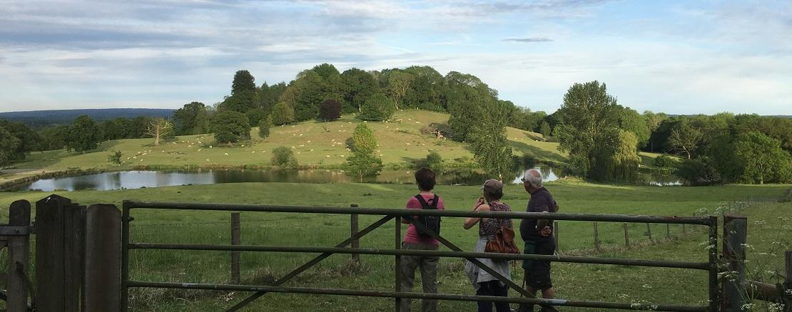 10 country walks less than an hour from central London
