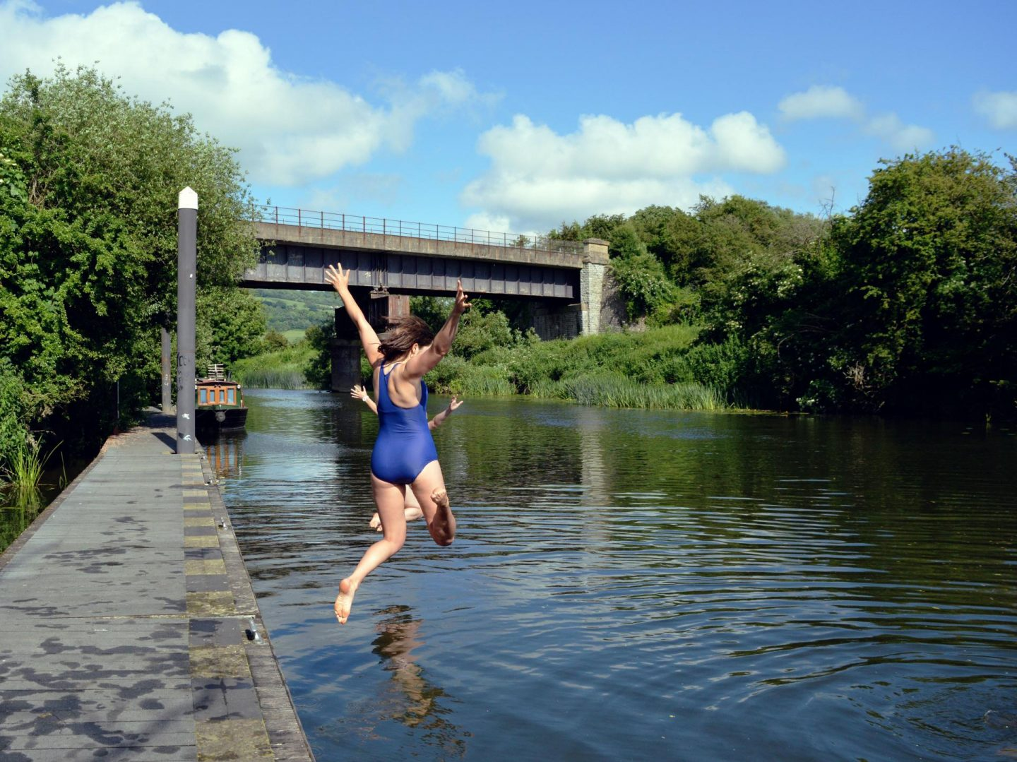 Wild Swimming Near Bristol | Places To Swim Less Than An Hour Bristol Bitton Sian Lewis The Girl Outdoors