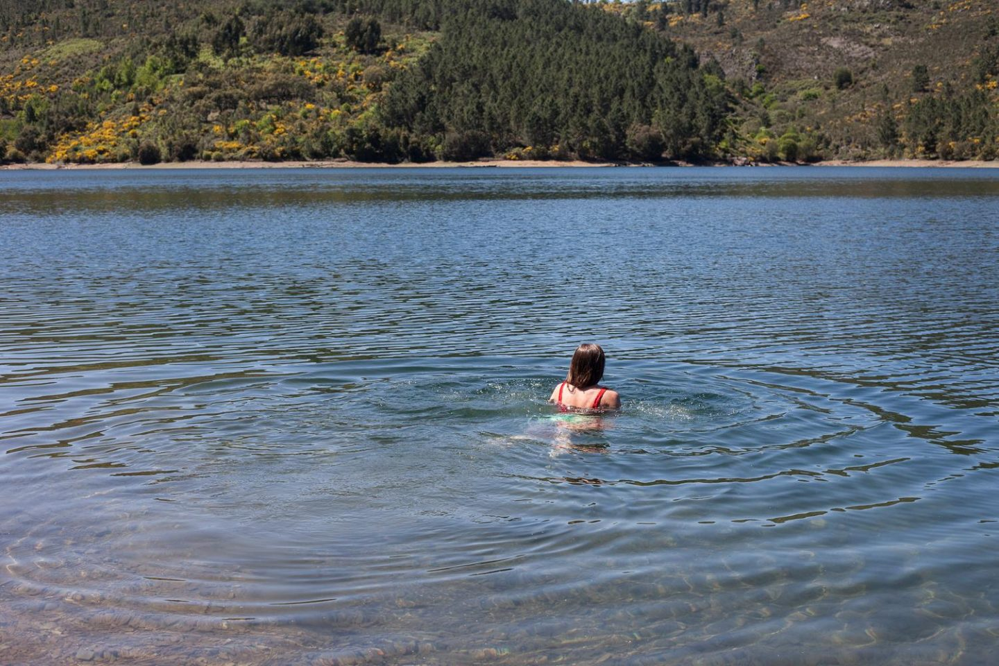 The joy of local adventures / Go local - how adventures close to home can make us happy wild swimming