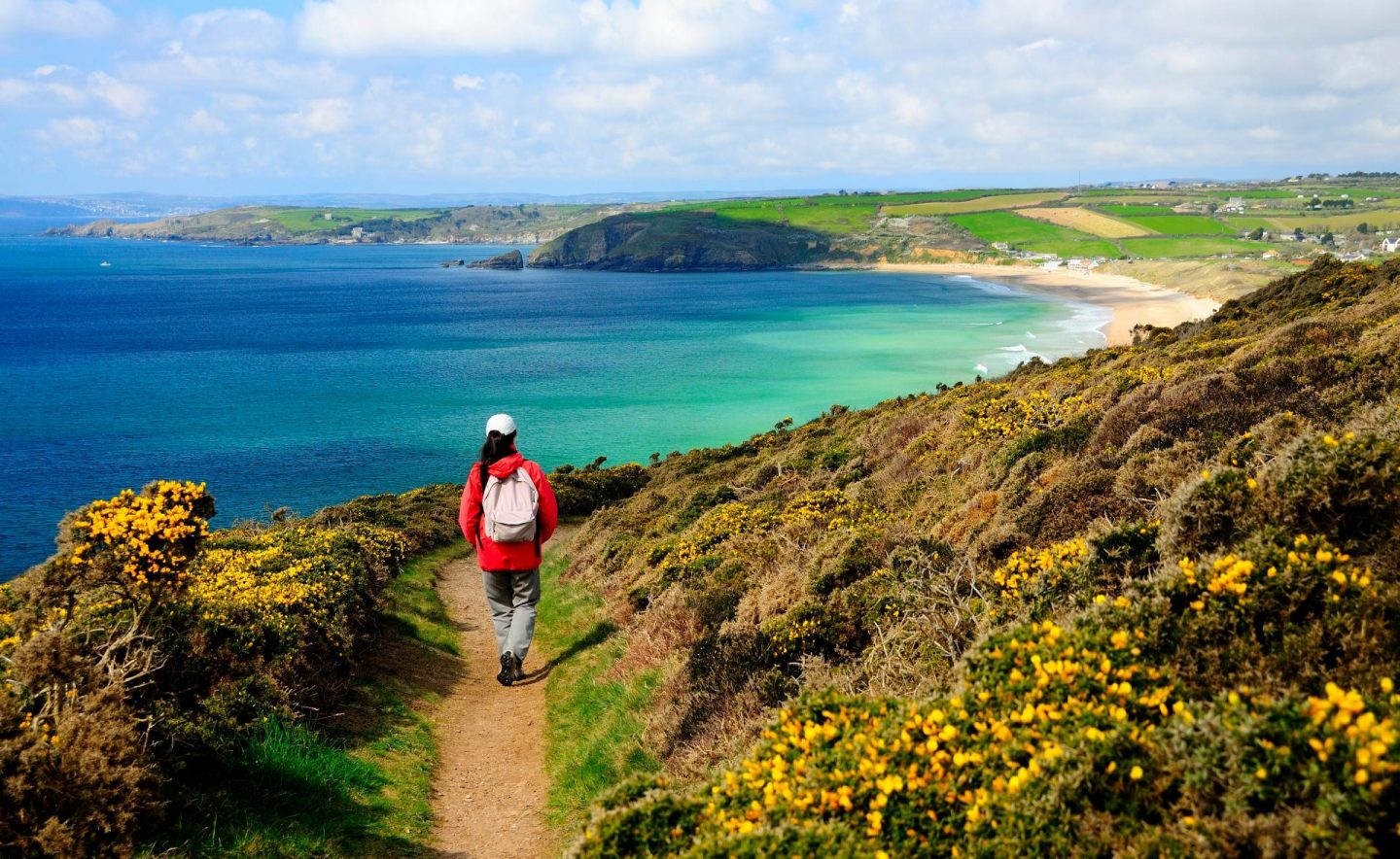 How to walk the South West Coast Path on a budget