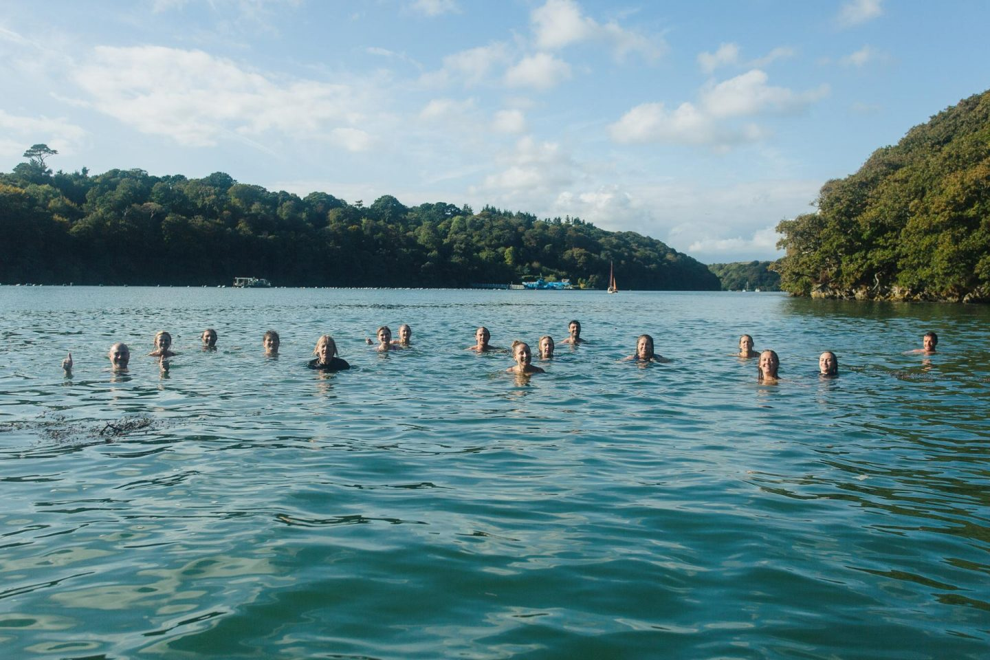 Thera-Sea Cornish Retreat | Wild Swimming Retreat Review