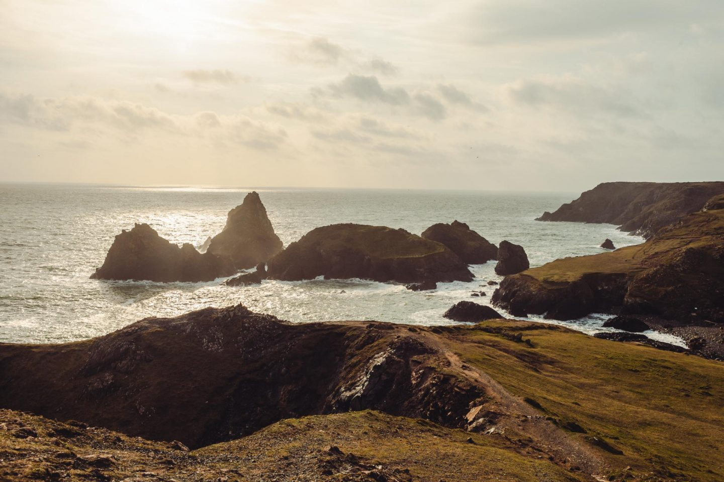 The Serpentine Coast Cornwall | South West Coast Path Walks