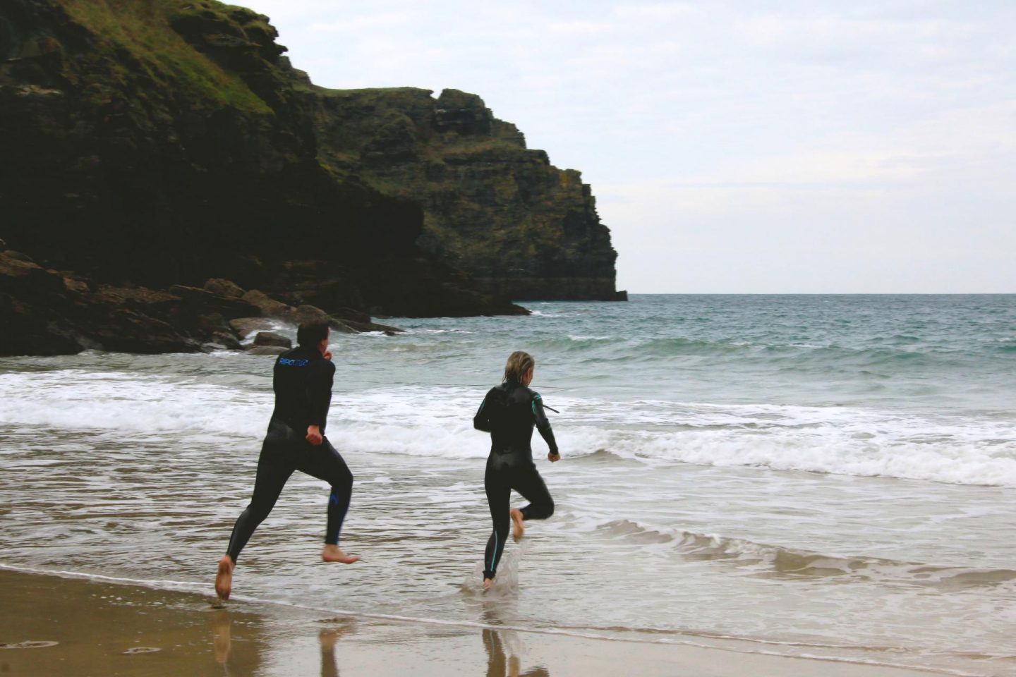 The best sea swimming spots in England