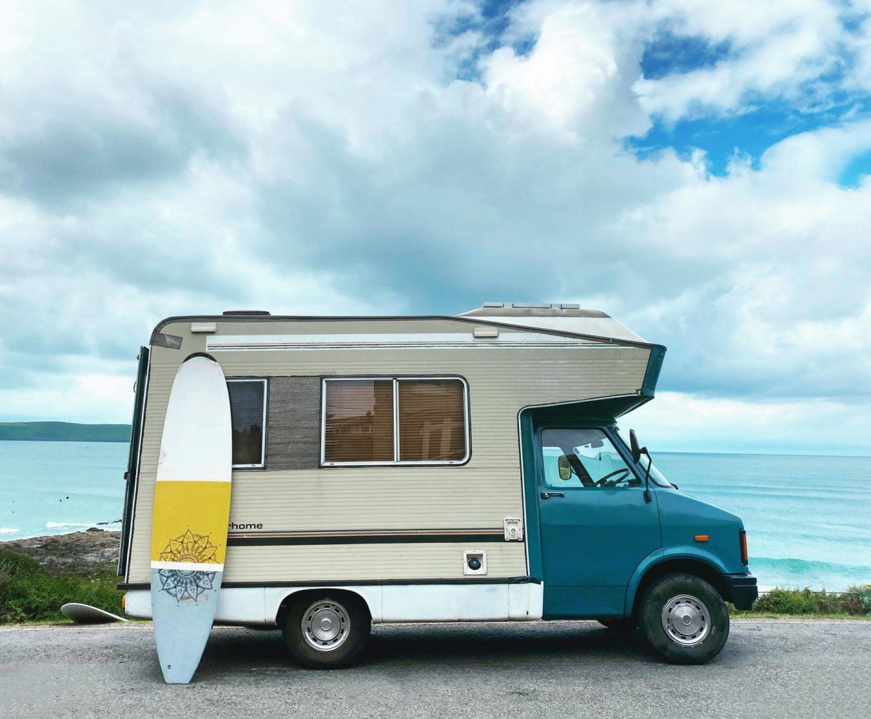 Evie The Van | How We Restored Our 1982 Bedford Campervan