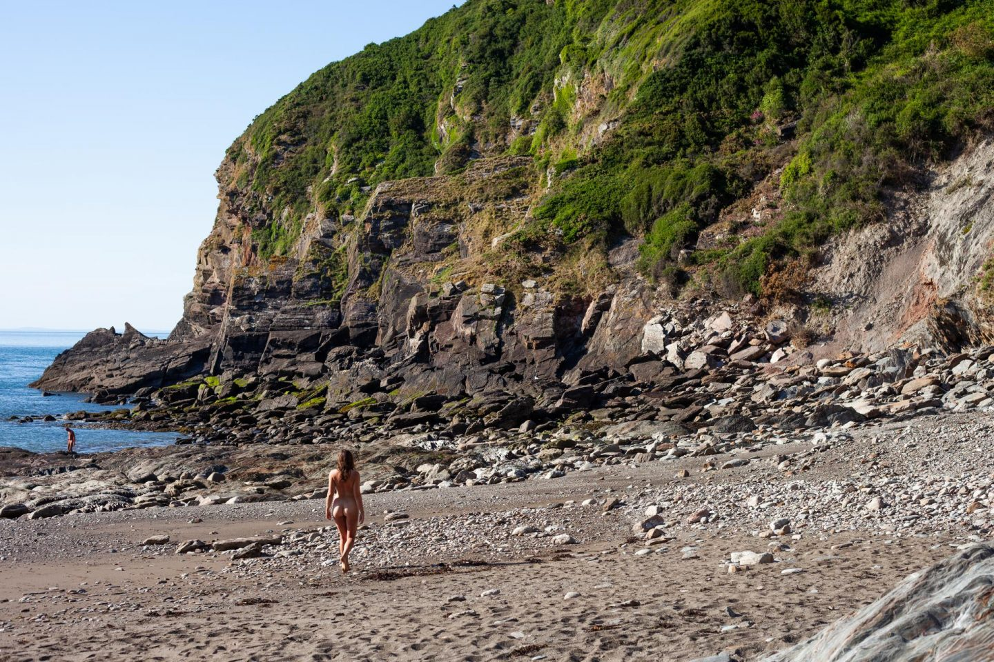 The best skinny dipping beaches in Britain